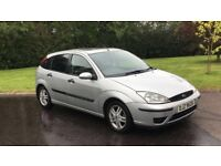 2002 Ford Focus, good condition