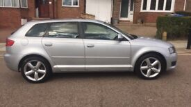 New MOT new service New tyres New clutch. Full service from Audi