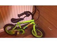 "Apollo Marvin the monkey 12 "" childrens bike"