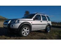 2004 Land Rover Feelander TD4 HSE Auto