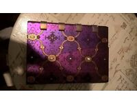 Purple Address Book