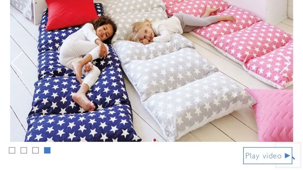 New Great Little Trading Company Bed in a Bag RRP £120. Ideal spare bed for sleepovers