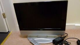 Proline 19inch TV/dvd player