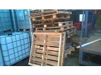 Free Wooden Pallets - Damaged - COLLECTION ONLY