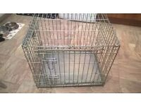 Dog/ puppy- crate/cage/pen