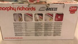Morphy Richards Steam Iron - Breeze
