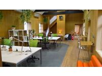 Desks and Offices for rent at Weighbridge House, Poole's first Co-Working space.