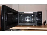 De'Longhi AM820 20L 800W Standard Touch Microwave Spares or Repair