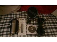 Rode NT-1 Condenser Microphone