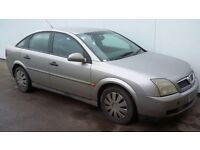 VAUXHALL VECTRA LS DTI DIESEL 2004 53 PLATE PART EX TO CLEAR BARGAIN AT £425 TEL 07455522406