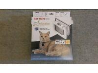 Cat flap: Cat Mate Elite Selective I.D. Disc