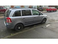 *non runner* vauxhall zafira 08 for sale (electrical fault)
