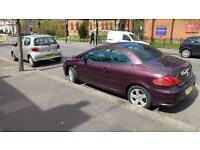 Fully loaded Peugeot 307 cc for sale