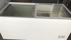 Brand New AHT Chest Freezer Frozen Food Commercial Shop Ice Cream 175cm X 80cm