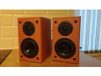 Pair of Gale speakers