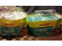 Pampers baby-dry size 3 approx 180