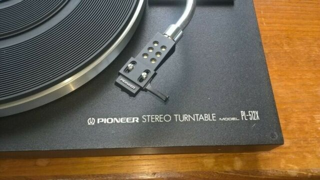 Pioneer hi-fi stereo turntable Model PL-512X | in Oxford, Oxfordshire |  Gumtree
