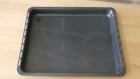 BRAND NEW - Large grey oven tray