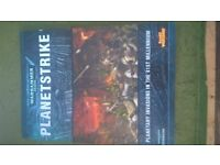 WARHAMMER 40K PLANETSTRIKE BOOK NEW