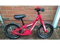 Specialized Hotwalk balance bike - 12 inch wheels