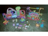 Littlest pet shop vet, circus set 2