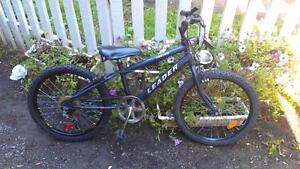 Vélo leader 20 pouces 5 vitesses