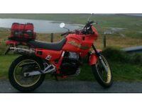 STOLEN Honda Dominator NX650
