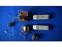 Panasonic Home Phone - Chordless Phone with Answering Machine