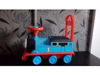 Thomas 2 in 1 ride on and walker