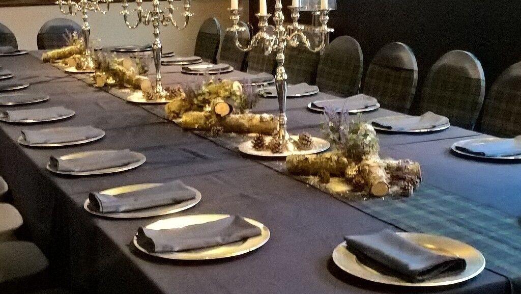 Wedding Event Decorations Business Stock Sale Linen Centrepieces