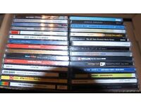 VARIOUS CD COLLECTION TO CLEAR