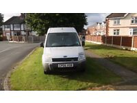 Ford transit connect 10 months mot