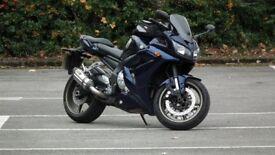 YAMAHA FZ1 FZ1S with full fairings 2008 12 months MOT MIVV Exhaust 40k £3100 ono