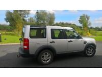 Landrover discovery 3 for sale. Bodywork and upholstery immaculate. Full service history.