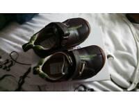 Clarks shoe size 4h