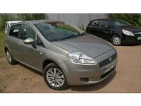Fiat Punto Dynamic- 1 YEAR MOT TILL 22/06/2018 WITH NO ADVISORIES