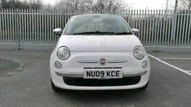 2009 Fiat 500 1.2 Lounge 3dr 1 owner from new. Hpi Clear