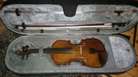 Viola - Stentor ¾ size viola with bow and case - Very good condition.