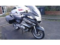 R1200Rt MU Twin Cam Tri colour 2010 Fully Loaded