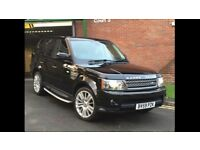 Face lift Version Range Rover Sport, 3.6l, priced fairly for quick sale, 4 x 4