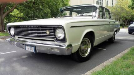 Valiant VC sedan 1966 Immaculate Condition
