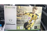 Xbox One S brand new Sealed Fifa 17 edition