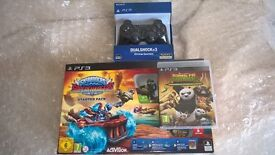 SONY PS3 DUAL SHOCK 3 CONTROLLER BUNDLE OFFER