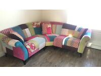 Stylish fashionable sofa