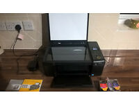 SPARES or REPAIR - Kodak printer and ink