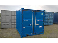 SHIPPING CONTAINER 8ft LONG - ONE YEAR OLD -PORTABLE CABIN
