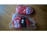 New Pair Eastside Deluxe Bag Mitts and jab pads