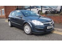 2008 Vauxhall Astra 1.7 CDTi Life 5dr Hatchback, CAMBELT AND ALTERNATOR BEEN REPLACED £1,595