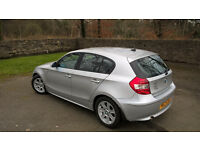 Bmw 118d SE for sale.