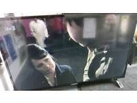 """Blaupunkt 49"""" LED tv with freeview"""